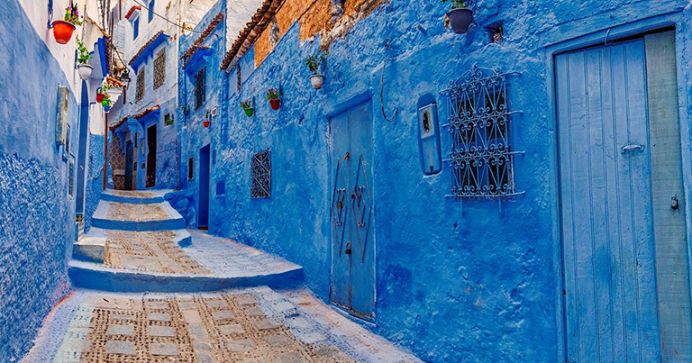 Lifestyle and cultural traditions in Morocco