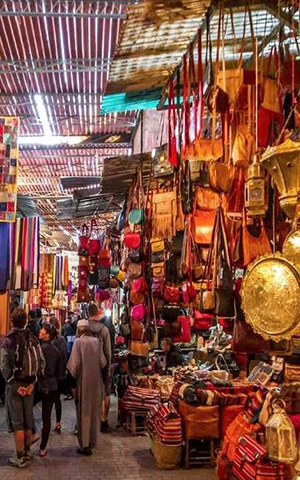 Tour Casablanca a Marrakech